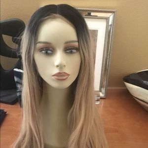 Other - Lace Front Wig Wavy Ombre Heat resistant